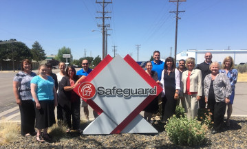"Safeguard by IBF, a distributorship located in Boise, Idaho, received an honorable mention in the micro-employers category of the ""2016 Best Places to Work in Idaho"" awards program."