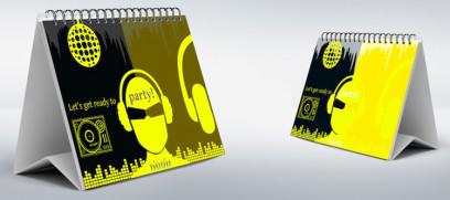 New neon yellow toner for Heidelberg Versafire CV provides an eye-catching splash of color.