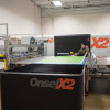 Crossmark was one of the first North American installations of a high-speed Inca Onset X2 UV flatbed printer from Fujifilm.