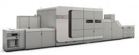 The Océ VarioPrint i300 press.