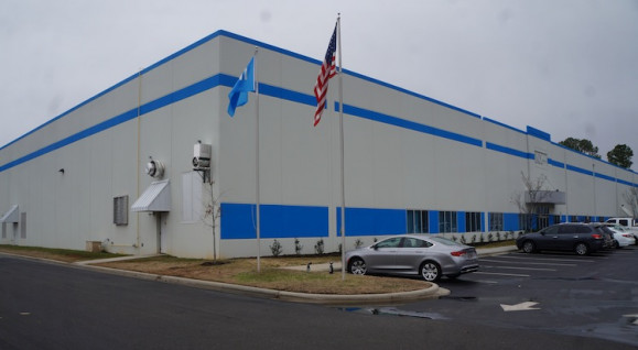 Production at the Charlotte, N.C., manufacturing facility of INX International Ink Co. is now under one roof with a recent 23,000-sq.-ft. addition.