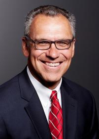 Brad Kruchten, president, Print Systems Division, Kodak.