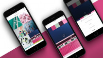 Pantone Studio users can create custom color palettes from their own uploaded images.