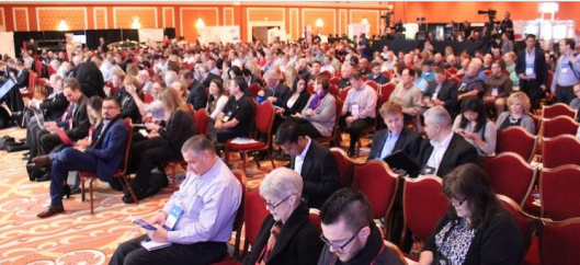 Hundreds of EFI users gathered for last year's EFI Connect users conference.