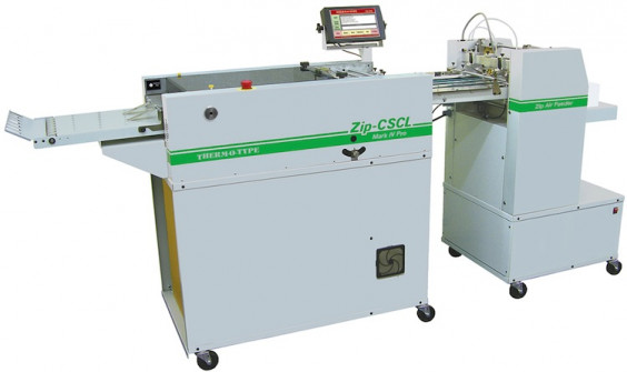 The new SCL Mark IV Pro cutter/slitter/creaser from Therm-o-type.