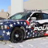 The Fort Morgan Police Department asked The Artworks to help to design, produce and install a wrap onto their School Resource Officer, fully marked Police vehicle.