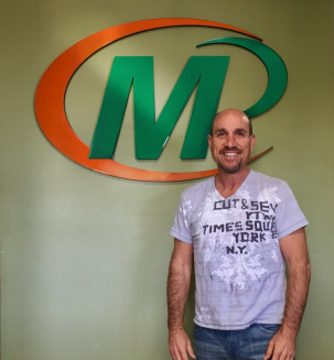 Garth Sanders owns the Minuteman Press franchise in Woodland Hills, Calif., along with his brother Craig Sanders.
