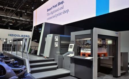 MPS has installed the Heidelberg Primefire 106 digital press.