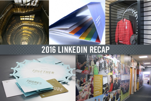 2016 Suttle-Straus LinkedIn Recap