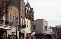 """The small business owners of downtown Bristol Borough have a """"passionate desire to change the town"""" and that's what makes them different, says local resident and city leader Bill Pezza."""