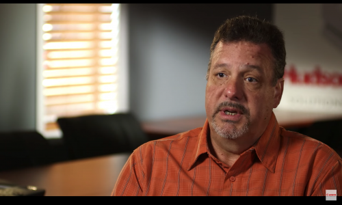 Learn how Al Carrero and his company streamlined their workflow with the support of PRISMAsync Remote Manager and Canon's production digital presses. Click image to view video.