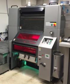 RND Signs has upgraded its existing Presstek 52DI digital offset press to include Presstek's latest ECO-UV curing system.