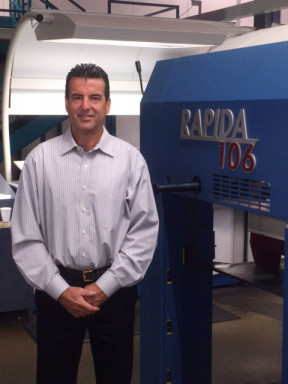 Scott Marrs, VP, Marrs Printing & Packaging