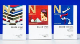 This significant brand refresh, more than a year in the making, is all showcased in a new, three-volume swatchbook set and a new promotion.