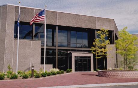 Quad/Graphics' Saratoga Springs, N.Y., plant.