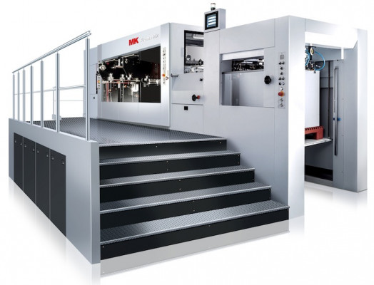 The new Promatrix 106 CSB die cutter with inline blanking eliminates the need for costly and wasteful hand-stripping of carton blanks, thereby increasing productivity and reducing manufacturing costs.