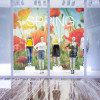 Wall and floor film installation from Avery Dennison