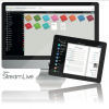 Caldera's StreamLive is an easy-to-use SaaS application.