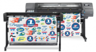 The HP Latex 315 Print and Cut Solution.
