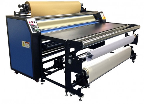 The PX-180 rotary heat press from Royal Sovereign.