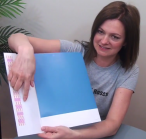 Super Storage! Self-Mailing Pocket Folder Design: 60-Second Fold of the Week