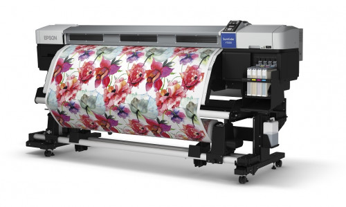 LexJet is offering a complete solution for digital dye-sublimation transfer printing. The initial dye-sub roll out includes an Epson F-Series Dye-Sublimation printers with Wasatch RIP Software.