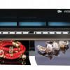 The The EFI VUTEk 3r LED inkjet printer