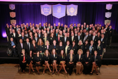 During Proforma's induction ceremony, Proforma's Million and Multi-Million Dollar Clubs recently grew to a record 171 members.