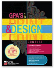 GPA is now accepting entries for its Print & Design contest.