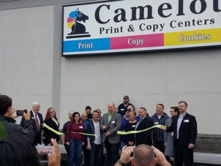 Camelot Print & Copy Centers added an Océ VarioPrint i300 that will further enhance its unique range of applications and offerings.