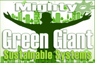 A Mighty Giant for Green Sustainability Image from Image from 123rf.com