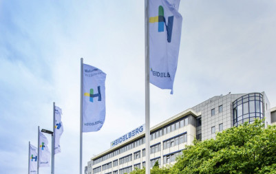 Heidelberg achieves targets for year — significant net profit after taxes following best quarter since 2008.