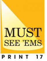 Must See 'Ems PRINT 17 Logo