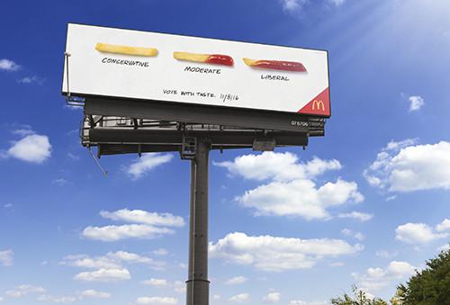 Gold OBIE Award Winner: Sly Fox for McDonald's World Famous Fries