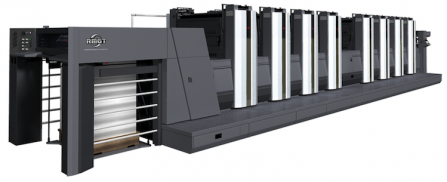 The RMGT 9 Series Offset Press.