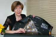 Iconic New York Illuminated Print