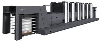 The RMGT 7 Series press.