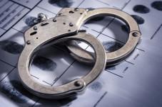 Handcuffs-Embezzling