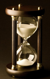 Hourglass-Time