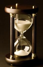 Hourglass-Time