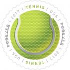 USPS forever stamp tennis