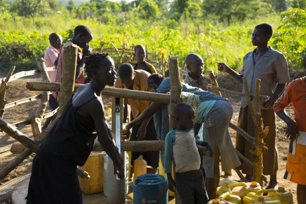 So far, Wheels4Water has provided clean water and sanitation to over 6,000 people in Uganda, Kenya, and the Democratic Republic of the Congo.