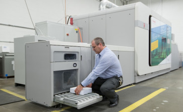 The successful results Arna Marketing has enjoyed with its Océ VarioPrint i300 sheetfed color inkjet press led to a quick decision to install a second one.