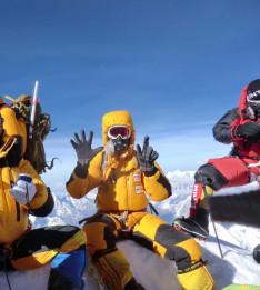 Mt. Everest Vriesendorp