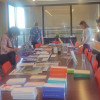 Attendees at the event had the opportunity to view sample swatchbooks, along with other printed examples that demonstrate what can be achieved using Mohawk Fine Papers.