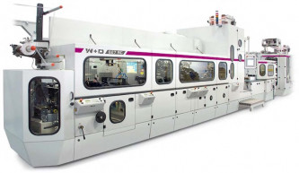 Data-Mail Inc. invests in a 627RC web envelope machine with inline CI flexo print technology from W + D.