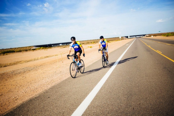 On September 10th, Anthony and the Wheels4Water team will ride from San Diego to Jacksonville, Fla., in 10 days.