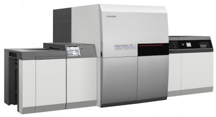 Komori's Impremia IS29 has received the Printing Industries of America's 2017 InterTech Technology Award.