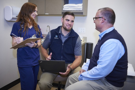 Industry Innovation in Action: Quad/Graphics' QuadMed health care program that's provided to its employees serves as a model for the entire U.S. manufacturing sector.