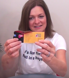 Striking and Simple Pop-Up Business Card: 60-Second Fold of the Week